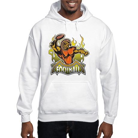Fantasy Football Player Hooded Sweatshirt
