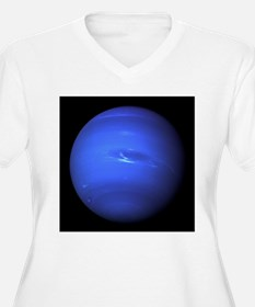 Neptune by the Voyager 2 Plus Size T-Shirt