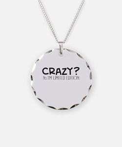 Crazy Im Limited Edition Necklace