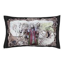 Forest Druids Celtic Fantasy Art Pillow Case