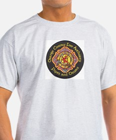Orange County FD Pipes & Drum T-Shirt