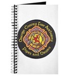 Orange County FD Pipes & Drum Journal