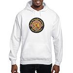 Orange County FD Pipes & Drum Hooded Sweatshirt