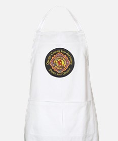 Orange County FD Pipes & Drum BBQ Apron