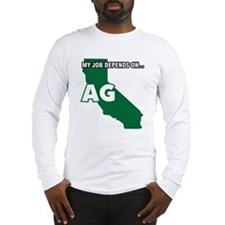 Unique Depends Long Sleeve T-Shirt