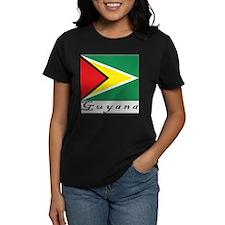 Cute Guyana flag Tee