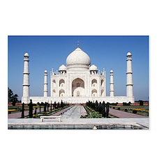 Taj Mahal - Pro photo Postcards (Package of 8)