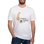 International Cheetah Day Logo T-Shirt