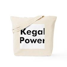 Kegal Power Tote Bag