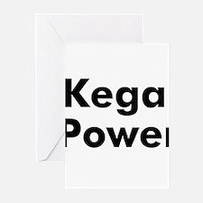 Kegal Power Greeting Cards (Pk of 10)