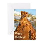 Kanini's Holiday Wish 10 Pk Greeting Cards