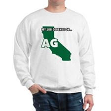 Cute Agriculture Sweatshirt