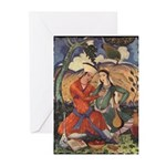 Passion and Music Greeting Cards (Pk of 10)