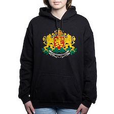 Cute Bulgaria Women's Hooded Sweatshirt