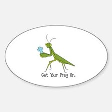 Get Your Pray On Decal