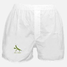 Man Eater Boxer Shorts