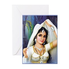 Queen Padmini Greeting Cards (Pk of 20)