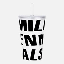 Millennials Acrylic Double-wall Tumbler