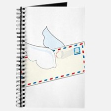 Letter with Wings Journal