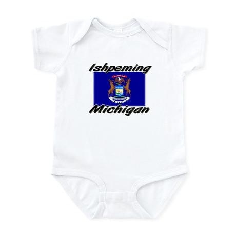 Ishpeming Michigan Infant Bodysuit