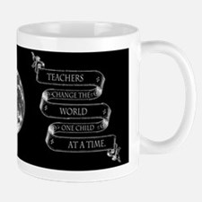 Teachers Change the World Mugs