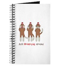 Monkeying Around Journal