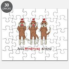 Monkeying Around Puzzle