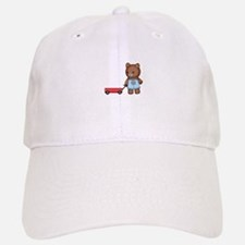 Boy Teddy Bear Baseball Cap