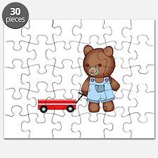 Boy Teddy Bear Puzzle