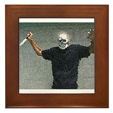 halloween Framed Tile