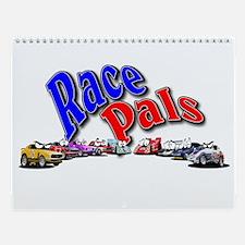 Racepals Wall Calendar