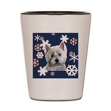 Unique Canine Shot Glass