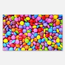 Cute Candy Decal