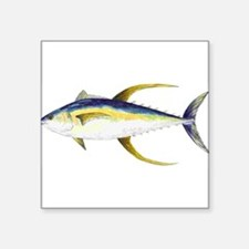"Cute Marlin Square Sticker 3"" x 3"""