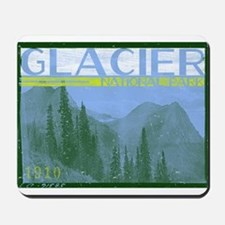 Glacier National Park Mountains Mousepad