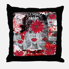 Cute Me Throw Pillow