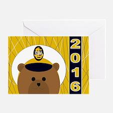 2017 Naval Academy Graduation Card Greeting Cards