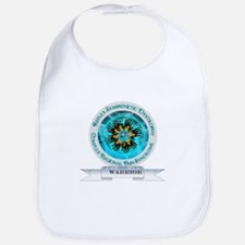 CRPS RSD Warrior Starburst Shield Bib