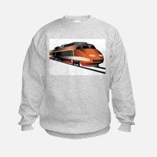 Unique Choo choo Sweatshirt