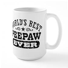 World's Best PeePaw Ever Mug