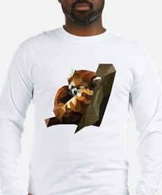 Unique Red panda Long Sleeve T-Shirt