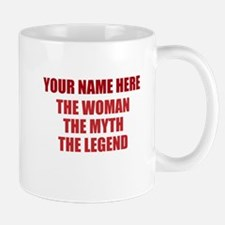 Custom Woman Myth Legend Mug