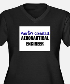 Worlds Greatest AERONAUTICAL ENGINEER Women's Plus