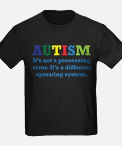 Cute Love someone with autism T