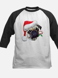 Funny Santa pug Tee