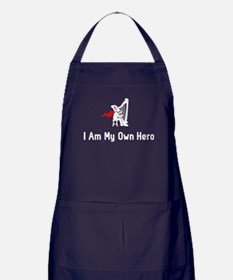 Harp Hero Apron (dark)