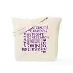 Lewy Body Dementia Walk Tote Bag