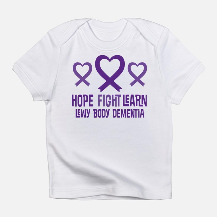 Lewy Body Dementia Hope Infant T-Shirt