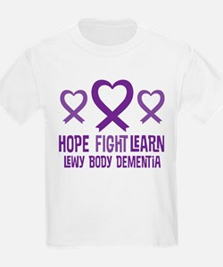 Lewy Body Dementia Hope T-Shirt