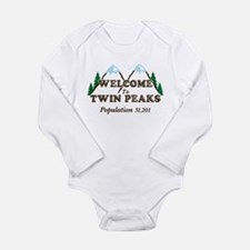 Entertainment Long Sleeve Infant Bodysuit